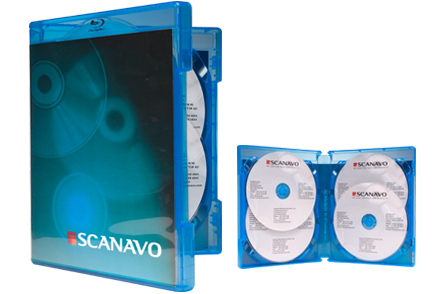 Blu-ray 4/ONE Overlap™ - 22mm
